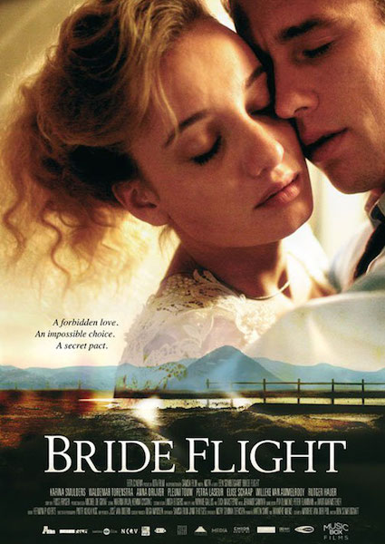Poster van Bride Flight