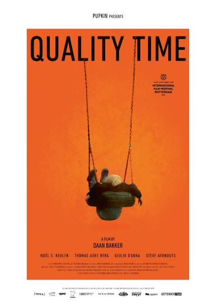 Poster van Quality Time