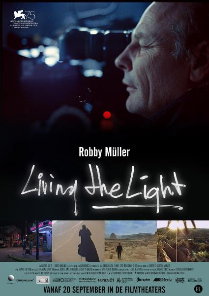 Poster van Living The Light (EN)
