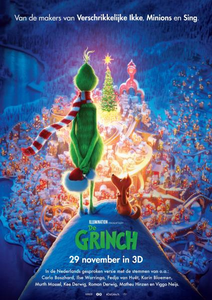 Poster van The Grinch (OV)
