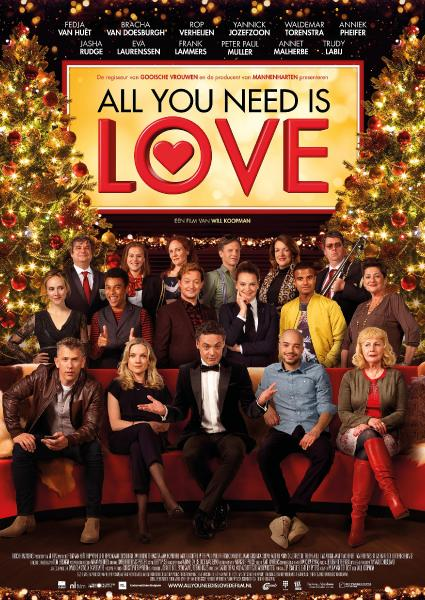 Poster van All You Need Is Love