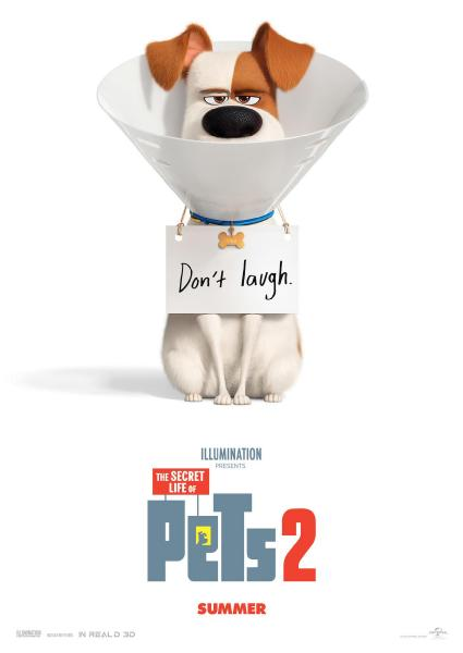 Poster van The Secret Life Of Pets 2 OV (EN)