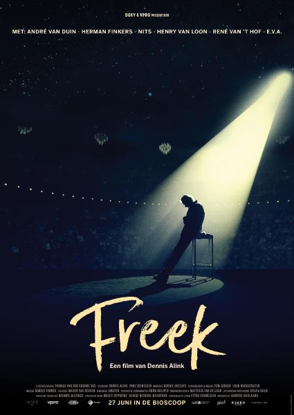 Poster van Freek