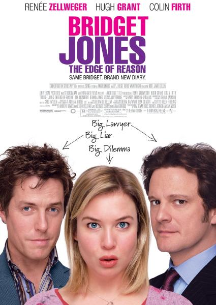 Poster van Bridget Jones: The Edge of Reason (EN)
