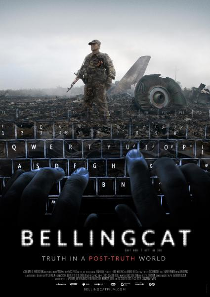 Poster van Bellingcat, Truth in a Post-truth  World
