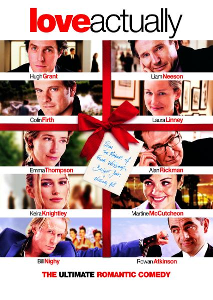 Poster van Love Actually (EN)