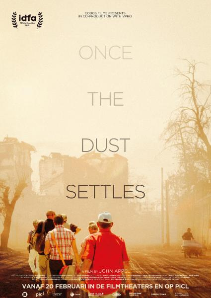 Poster van Once the Dust Settles